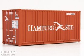 "20'ft container ""Hamburg Süd"""