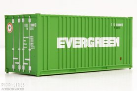 "20'ft container ""EVERGREEN"""