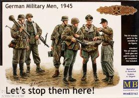 Duitse militairen WWII