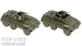 """Panzerspähwagen M8/M20 """"Greyhound"""""""