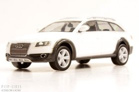 Audi A4 Avant Allroad wit