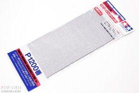 Polijst papier P1200 3st.