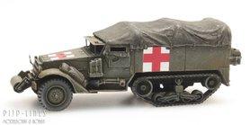 M3A1 Halftrack Ambulance