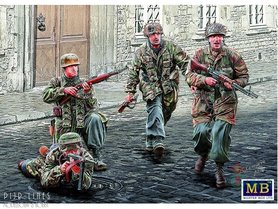 Duitse Paratroopers WWII