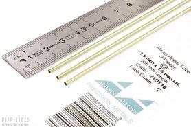Micro Messing buis. 1.8mm x 0.1mm x 1.6mm