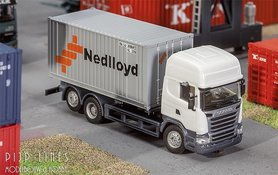"20'ft container ""Nedlloyd"""
