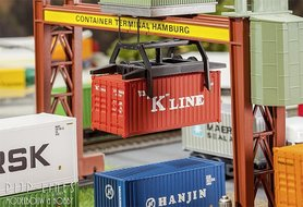 "20'ft container ""K-Line"""