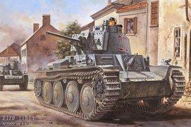 German Pz.Kpfw.38(t) Ausf.B