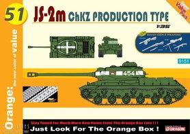 JS-2m ChKZ Production Type with Soviet GEN 2 Weapons