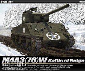 "M4A3(76)W ""Battle of the Bulge"""