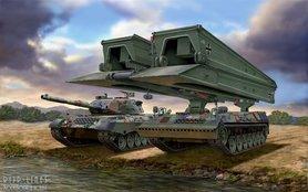 "Leopard 1A5 & Bridgelayer ""Biber"""