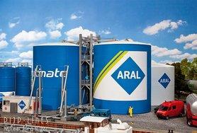 Brandstofdepot Aral