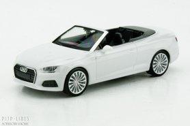 Audi A5 cabrio wit