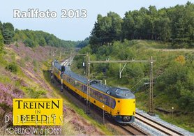 """Treinen in Beeld 9 """"Railfoto 2013"""""""