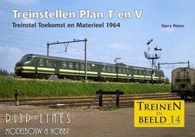 """Treinen in Beeld 14 """"Treinstellen Plan T en V"""""""