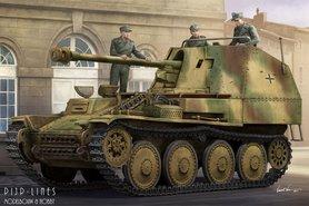 Marder III Ausf, M Tank Destroyer Sd.Kfz.138-Late