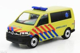 VW T6 Nederlandse Ambulance (NL)