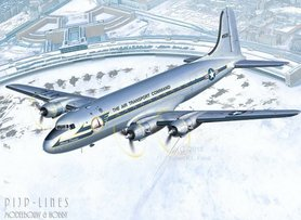 C-54D Berlin Airlift 70th Anniversary