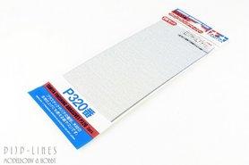Polijst papier P320 3st.