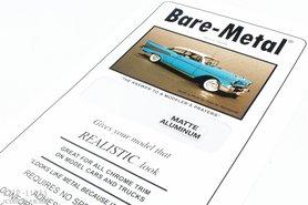 "Bare-Metal-Foil ""Matte Aluminium"""