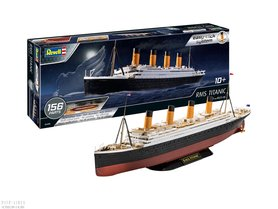 """RMS Titanic """"Easy-click system"""""""