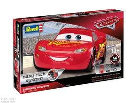 "Lighting McQueen ""easy-click system"""