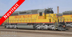 "US Diesellocomotief SD40-2 ""Union Pacific 3773"" Sound DC/AC"