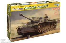 10,5CM Stuh.42 Ausf.E/F