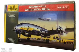 "Lockheed C-121A Constellation ""Berlin"""