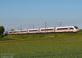DB-AG ICE 4 BR 412/812 5-delige basisset