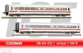 DB ICE 1 uitbreiding set (deel 2)