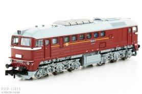 """DR (DDR) Diesellocomotief V 120 """"Tigertrommel"""" DCC Sound"""