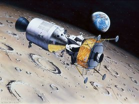 "Apollo 11 ""Columbia"" & ""Eagle"""