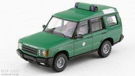 "Land Rover Discovery ""Bundespolizei"""