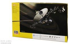 """Onbemande ruimtesonde """"VOYAGER"""" met gouden Record plaat"""