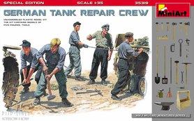 Duitse reparatie crew