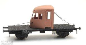 NS GTU-werkwagen neus DE 2