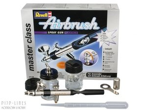 Airbrush pistool Flexible