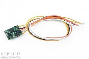 Lokdecoder kabelboom DCC/Mot/Sel