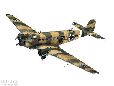 Junkers Ju52 / 3m transport