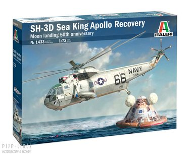 SH-3D Sea King Apollo Recovery
