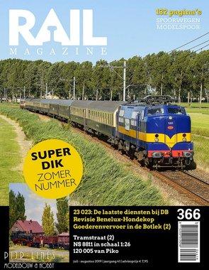 Rail Magazine 366. Juli/Augustus 2019
