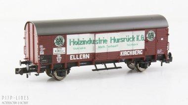 DB Gesloten wagon