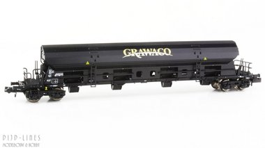 NL Grawaco zwenkdakonderlosser Type Tadgs