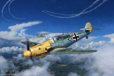 Messerschmitt Bf109 F-2