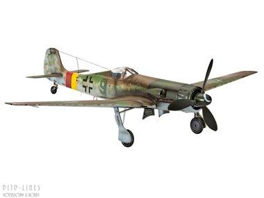 Focke Wulf Ta152 H