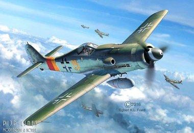 Focke Wulf Fw190 D-9