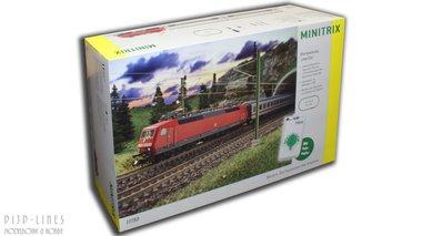 Analoge startset met DB E-lok BR 120 met intercity trein