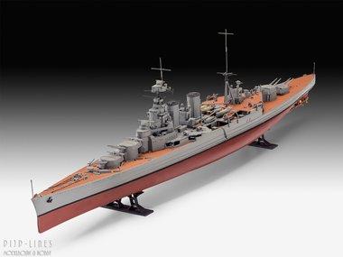 HMS HOOD - 100th Anniversary Edition