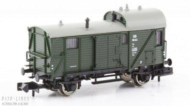 DB Bagage wagen Type Pwg